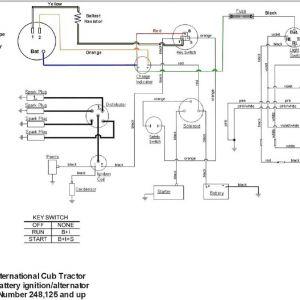 Cub Lo Boy 154 Wiring Diagram - Cub Lo Boy 154 Wiring Diagram 12s