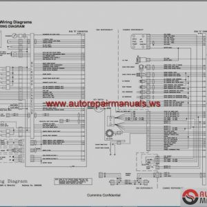 Cummins ism Ecm Wiring Diagram - New N14 Celect Wiring Diagram Cummins Engine Plus Wiring 14q