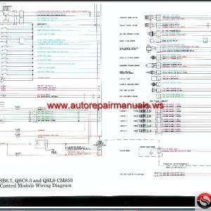 Cummins M11 Ecm Wiring Diagram - Cummins Celect Plus Ecm Wiring Diagram Unique Cummins Wiring Diagram Full Dvd 4c