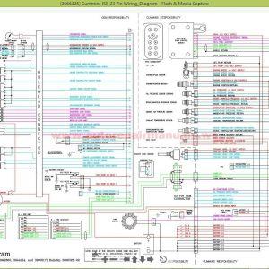 Cummins M11 Ecm Wiring Diagram - Cummins isx Ecm Wiring Diagram Motordb Wire Center U2022 Rh Ayseesra Co 20l