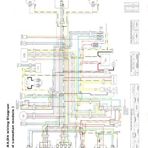 Dart Controls 250 Series Wiring Diagram - Dart Controls 250 Series Wiring Diagram Collection Cafe Racer Wiring Diagram 4 F 5o