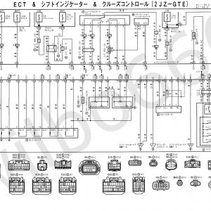 Data Link Connector Wiring Diagram - Jzs161 toyota Aristo 2jz Gte Vvti Wiring Diagrams 10q