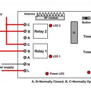 Dayton Time Delay Relay Wiring Diagram - Time Delay Relay Wiring Diagram Wiring Diagram Time Delay Relay Valid Fine Time Delay Relay 19m