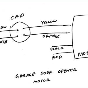 Dc Motor Wiring Diagram 4 Wire - Dc Motor Wiring Diagram 4 Wire Collection Condenser Fan Wiring Diagram Brilliant 4 Wire 17 3d