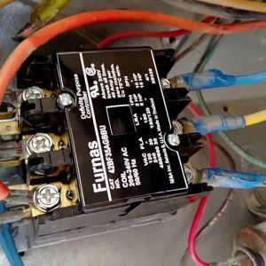Definite Purpose Contactor Wiring Diagram - 240 Volt Contactor Wiring Diagram 6 11p