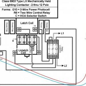 Definite Purpose Contactor Wiring Diagram - Definite Purpose Contactor Wiring Diagram Download Lighting Contactor Wiring Diagram withtocell 1400—771 with 13n