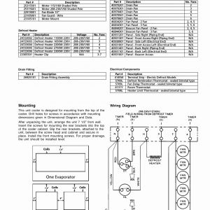 Defrost Termination Fan Delay Switch Wiring Diagram - Wiring Diagram Heatcraft Freezer Wiring Diagram Awesome Defrost Termination Fan Delay Switch Wiring Diagram Download 4s