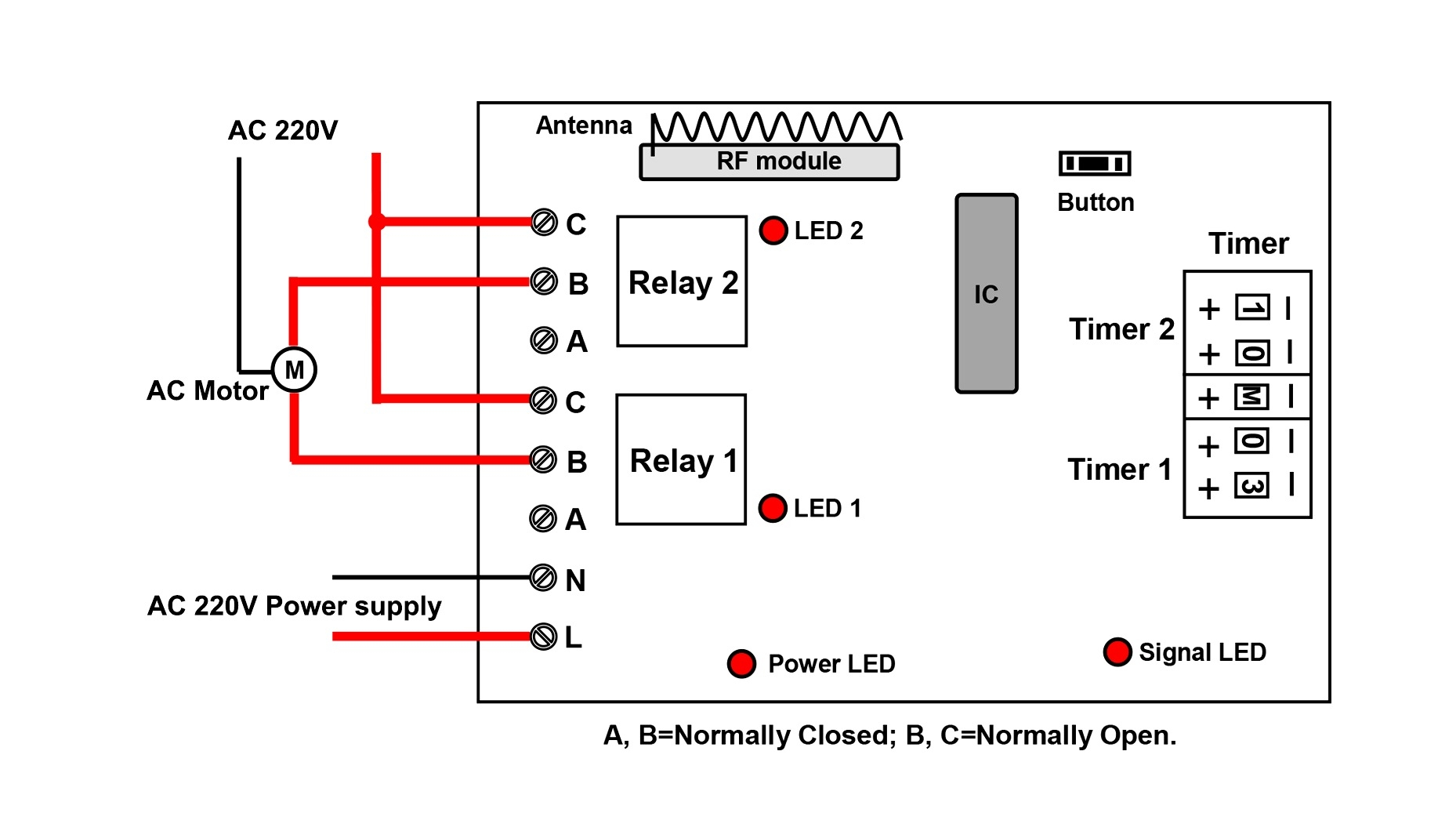 delay on break timer wiring diagram Collection-Delay Break Timer Wiring Diagram f Delay Timer Wiring Diagram Beautiful Awesome Eagle Signal 11-c