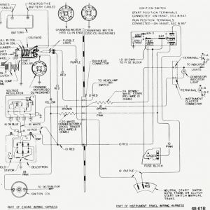 Delco 10dn Wiring Diagram - 4 Wire Alternator Wiring Diagram 11n