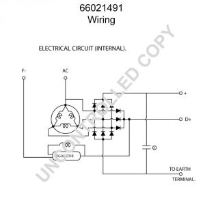 Delco Alternator Wiring Schematic - 24v Alternator Wiring Diagram to In 18d