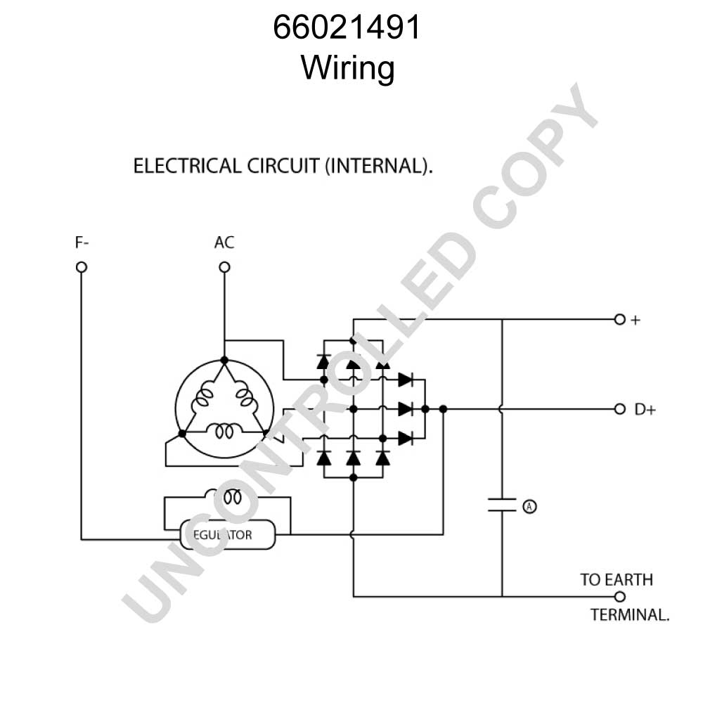 Delco Alternator Wiring Schematic | Free Wiring Diagram on