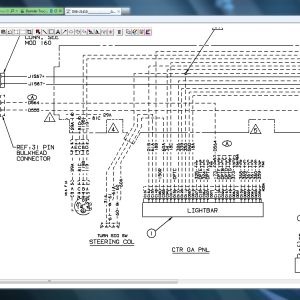 Detroit Diesel Series 60 Wiring Diagram - Detroit Series 60 Ecm Wiring Diagram Awesome Famous Freightliner Fld Wiring Schematics S Electrical 17m