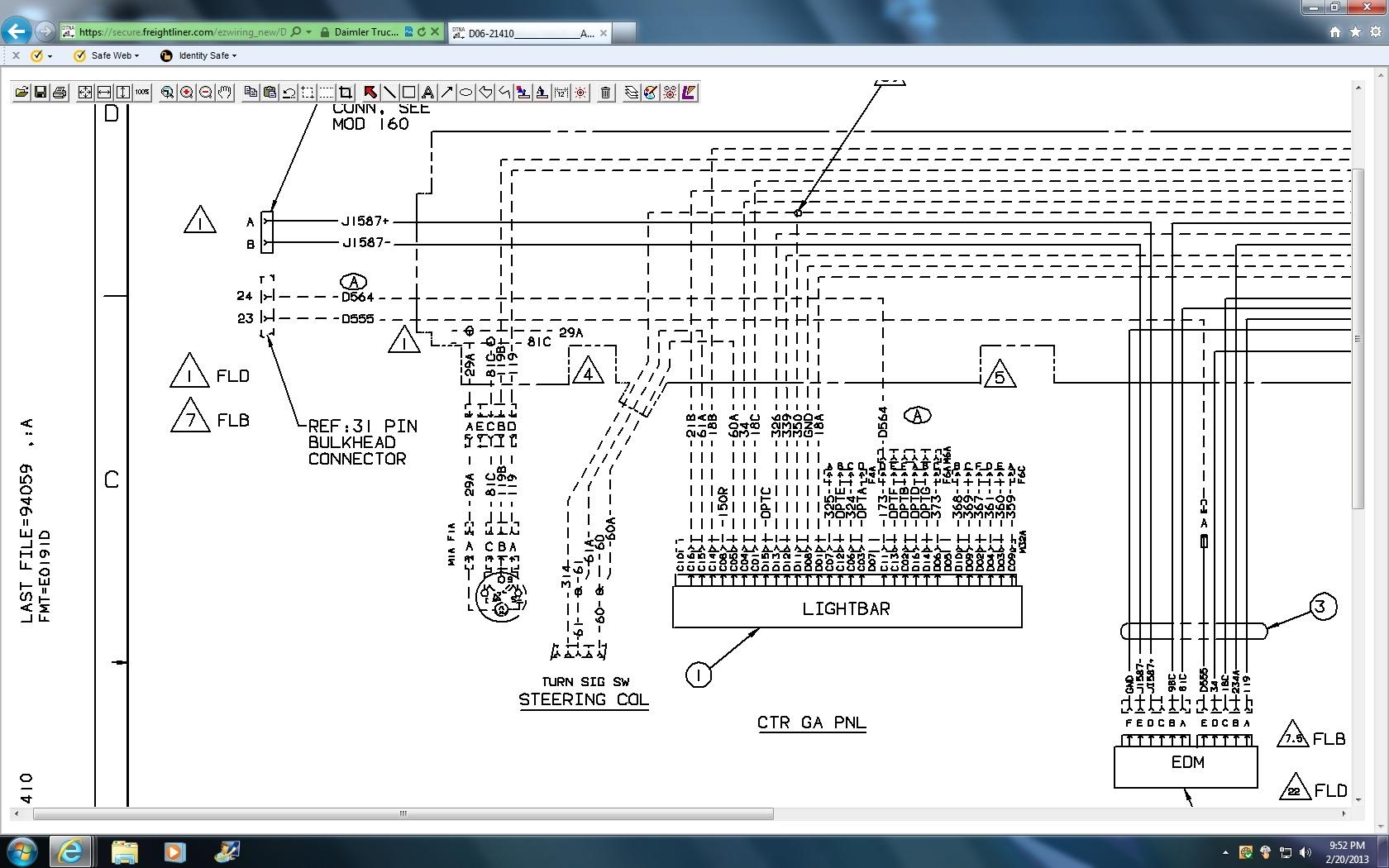 Detroit Series 60 Ecm Wiring Diagram | Free Wiring Diagram