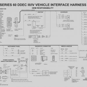 Detroit Series 60 Ecm Wiring Diagram - Detroit Series 60 Ecm Wiring Diagram New Detroit Diesel Series 60 5k