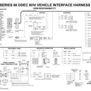 Detroit Series 60 Ecm Wiring Diagram | Free Wiring Diagram