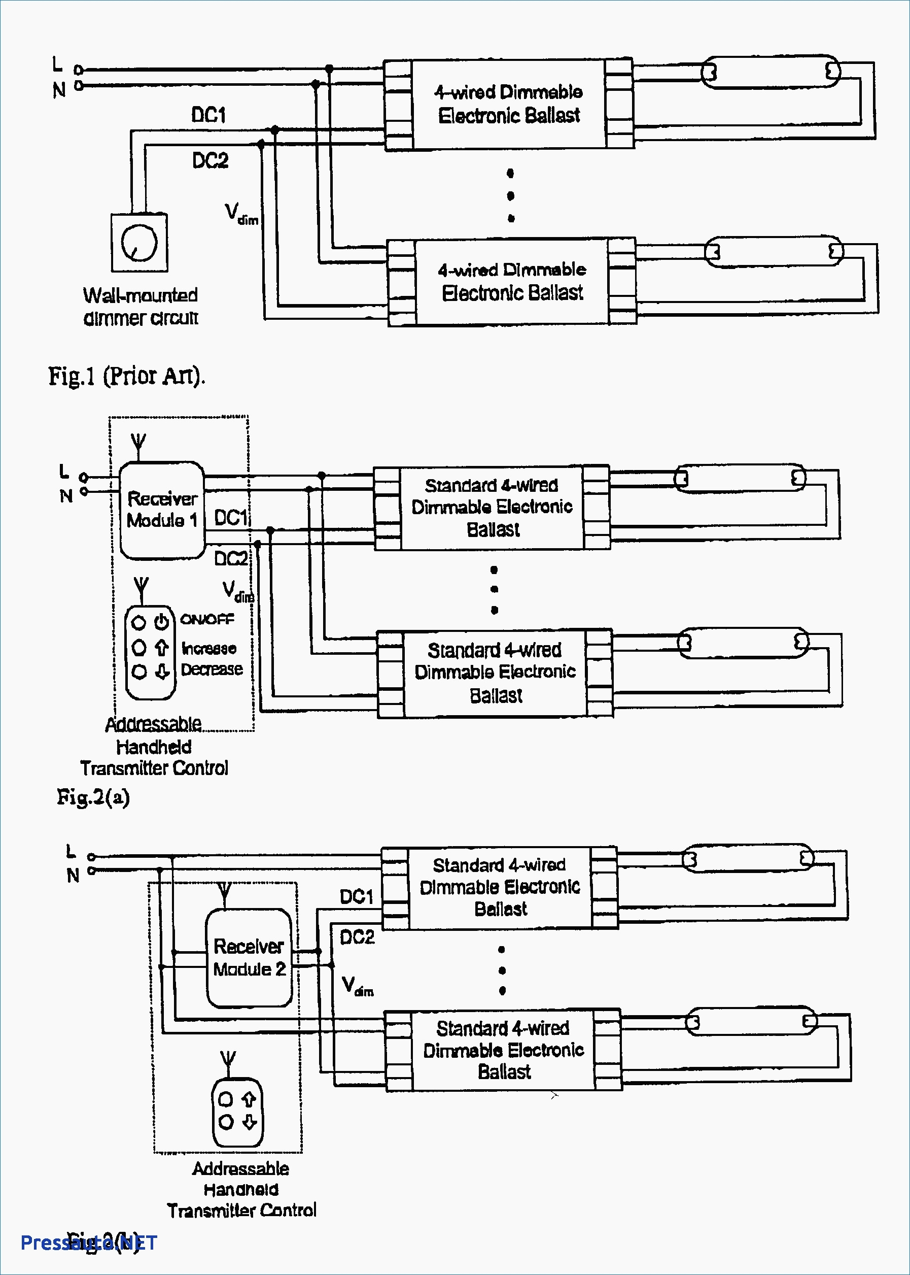 dimmable ballast wiring diagram Collection-Dimmer 3 Way Switch Wiring 0 10v Led Dimmer Wiring Diagram 3 Way Advance Ballast 11-t