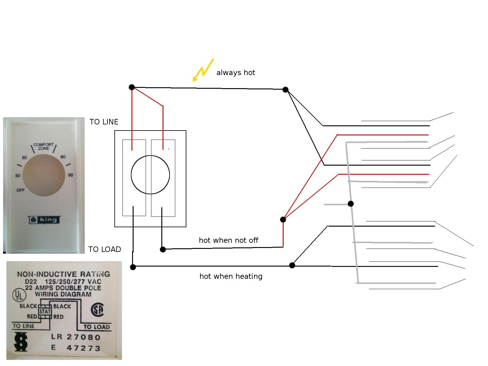 Dimplex Wiring Diagram