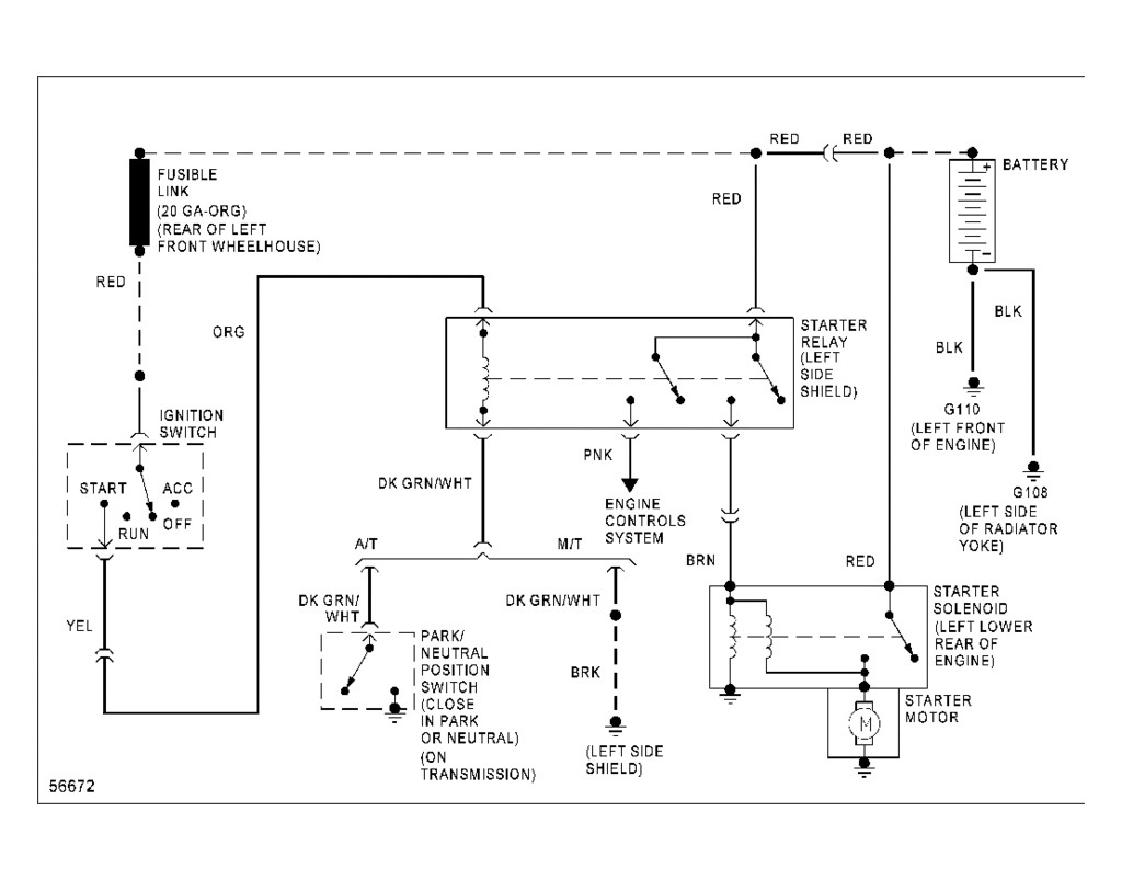 Dodge Ram Ignition Wiring Diagram - Wiring Schema Collection
