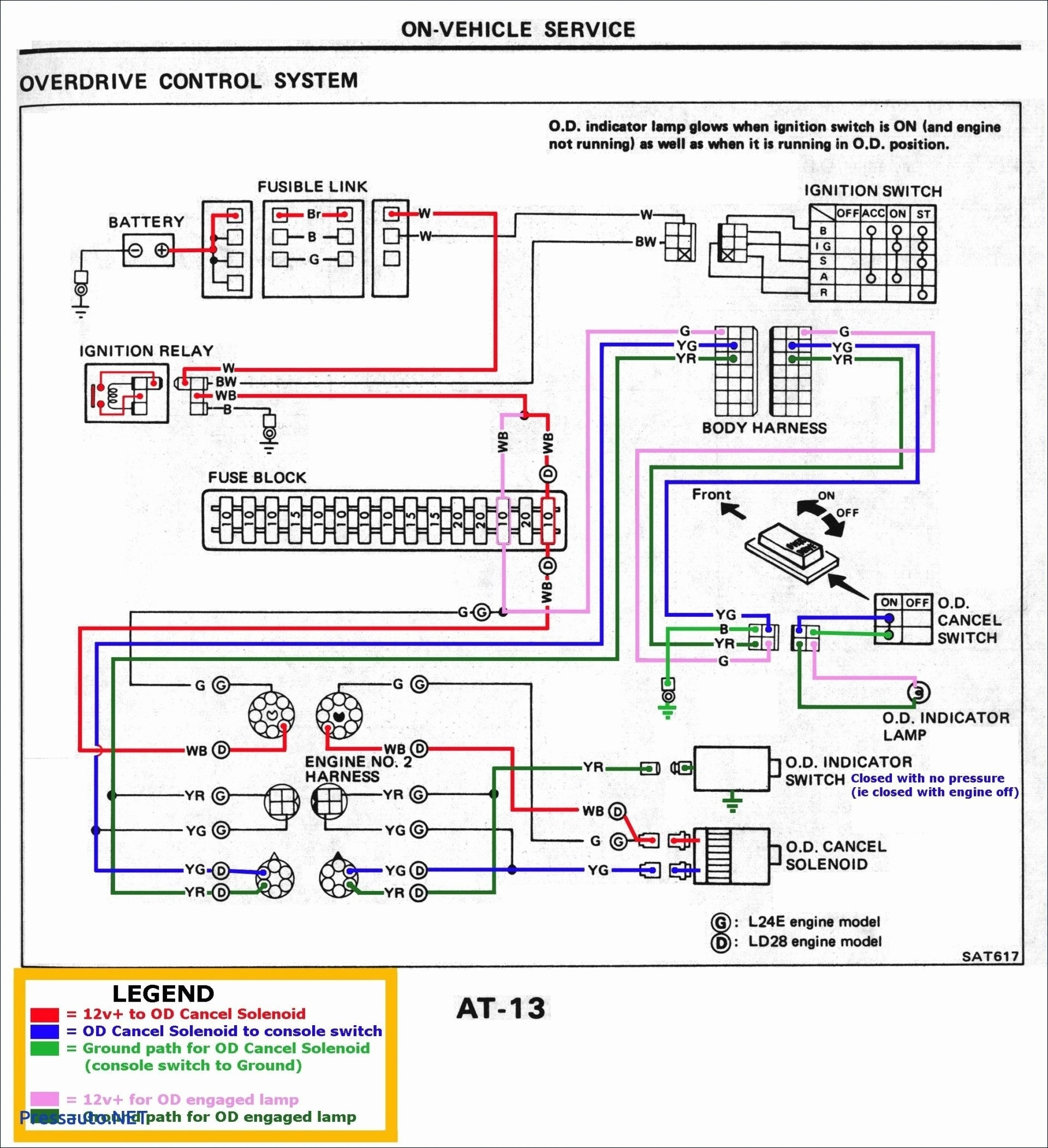 Dodge Ram Ignition Switch Wiring Diagram
