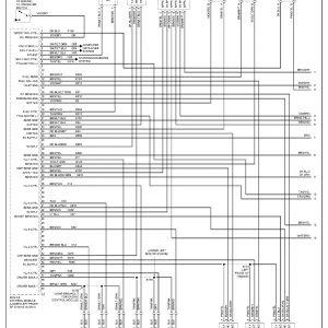 Dodge Ram Wiring Harness Diagram - 2001 Dodge Ram 1500 Trailer Wiring Diagram Fresh 2003 Dodge Ram 1500 Wiring Harness Diagram 17k