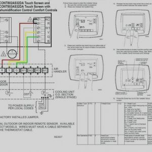 Dometic Comfort Control Center 2 Wiring Diagram - Dometic fort Control Center 2 Wiring Diagram Trend Dometic Single Zone Lcd thermostat Wiring Diagram 20a