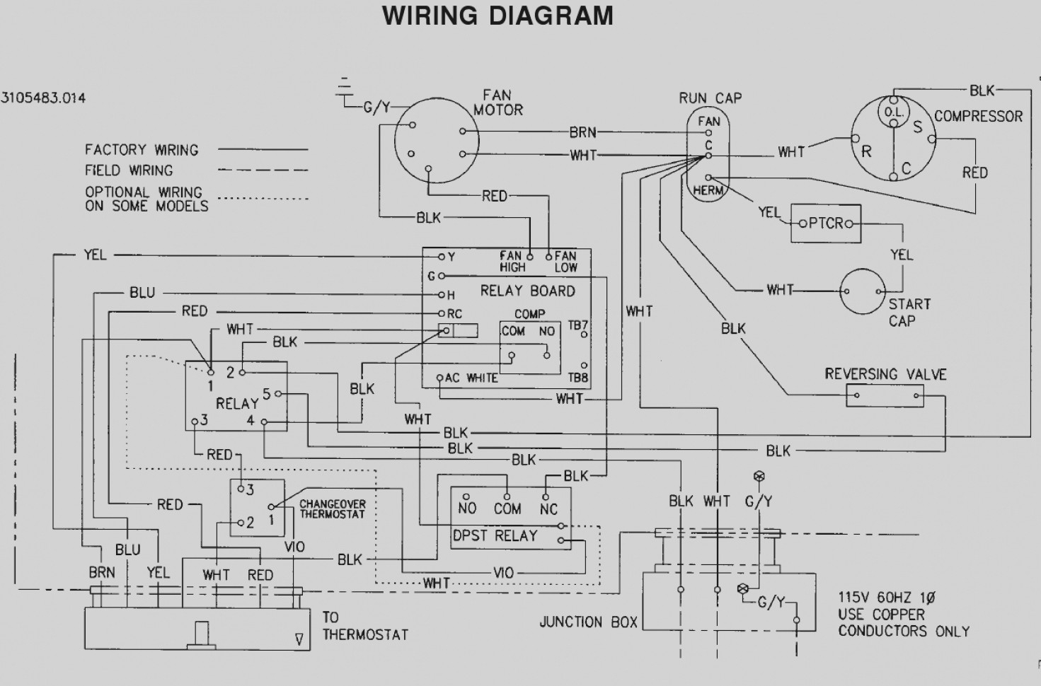 Dometic Ducted Ac Wiring Diagrams White Diagram Subcon Panasonic A C Thermostat