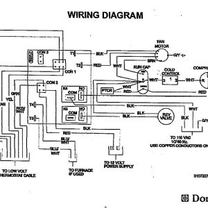Dometic thermostat Wiring Diagram - Dometic Ac Wiring Diagram Free Wiring Diagram Rv Ac Wiring Diagram House Mifinder Co Amazing 18s