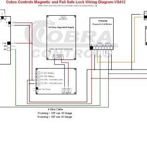 Door Access Control Wiring Diagram - Door Access Control System Wiring Diagram Inspirational Emergency Break Glass Wiring Diagram Door Access Control System 13d
