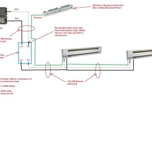 Double Pole thermostat Wiring Diagram - Wiring Diagram for Dimplex Baseboard Heater New Double Pole thermostat Wiring Diagram & Double Pole 15n