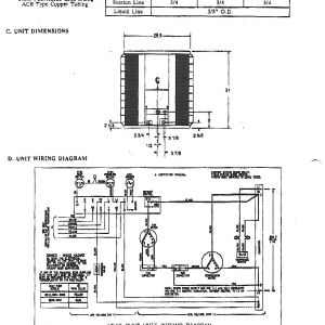Ducane Heat Pump Wiring Diagram - Seer 3 ton Heat Pump On 13 Seer Goodman Heat Pump Wiring Diagram Rh 66 42 15c