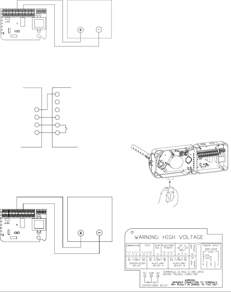 Duct    Smoke       Detector       Wiring       Diagram      Free    Wiring       Diagram