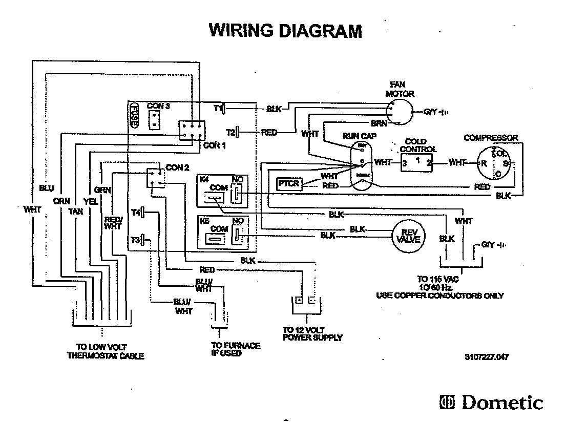 duo therm rv air conditioner wiring diagram | free wiring ... dometic lcd thermostat wiring diagram