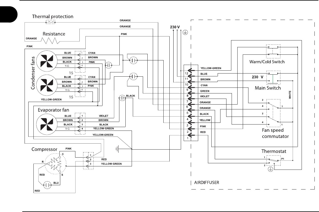 duo therm wiring schematic Download-Duo Therm Thermostat Wiring Diagram Deltagenerali Me Inside For 4 9-a