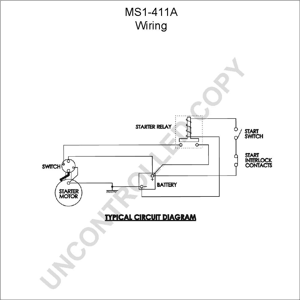 Eaton Motor Starter Wiring Diagram