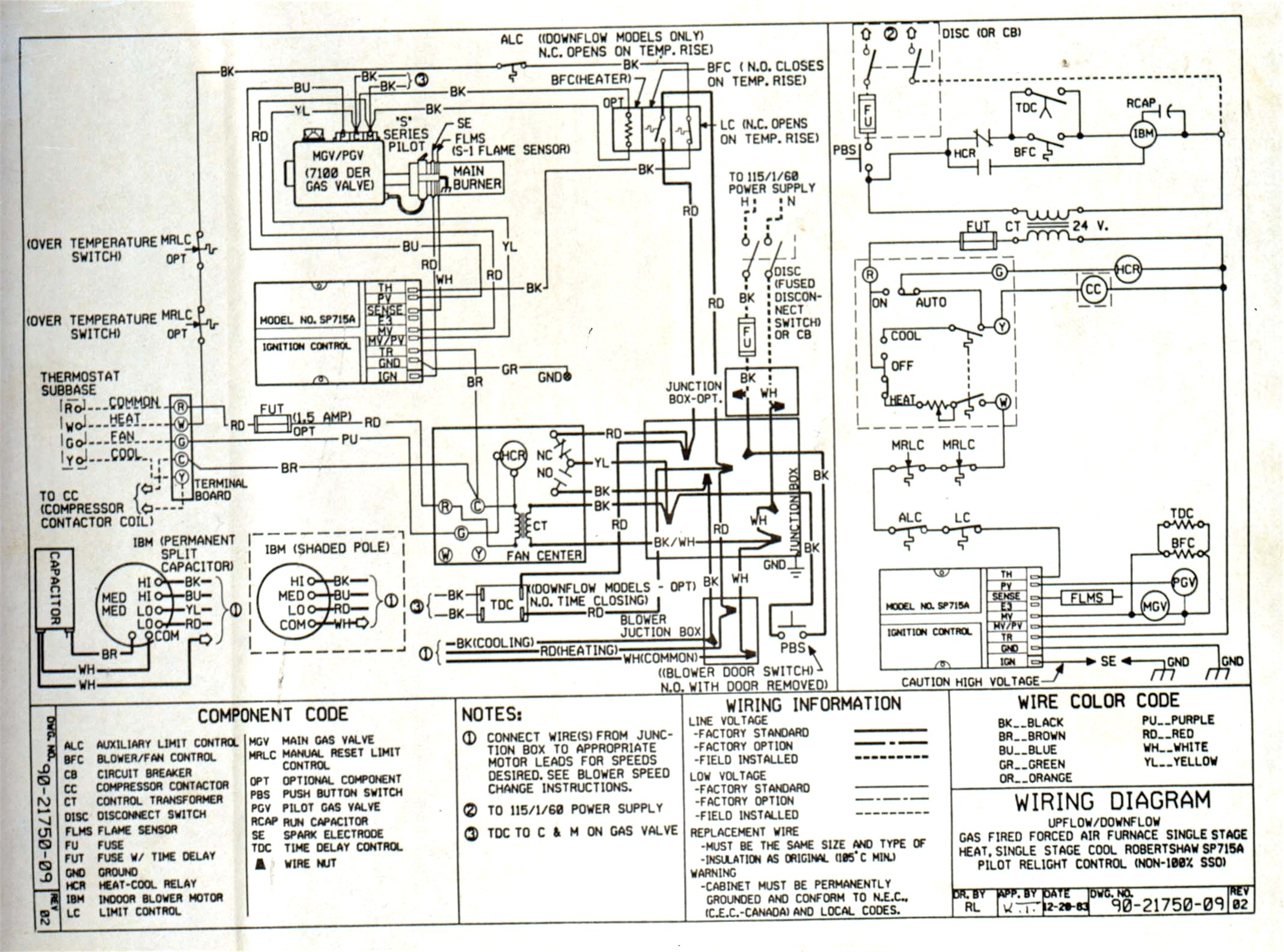 eb15b wiring diagram Collection-Central Electric Furnace Model Eb15b Wiring Diagram Best Furnace Wiring Diagram Eb15b Electric Noticeable Goodman with 14-k