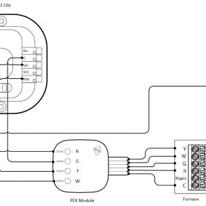 Ecobee4 Wiring Diagram - Ecobee3 Lite with Pek for Heatpumps Ecobee Support New Wiring Diagram 7a
