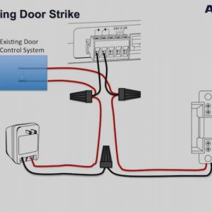 Electric Door Strike Wiring Diagram - Electric Strike Door Lock Wiring Diagram On Garage Door Wire Diagram Rh Wildcatgroup Co 10c