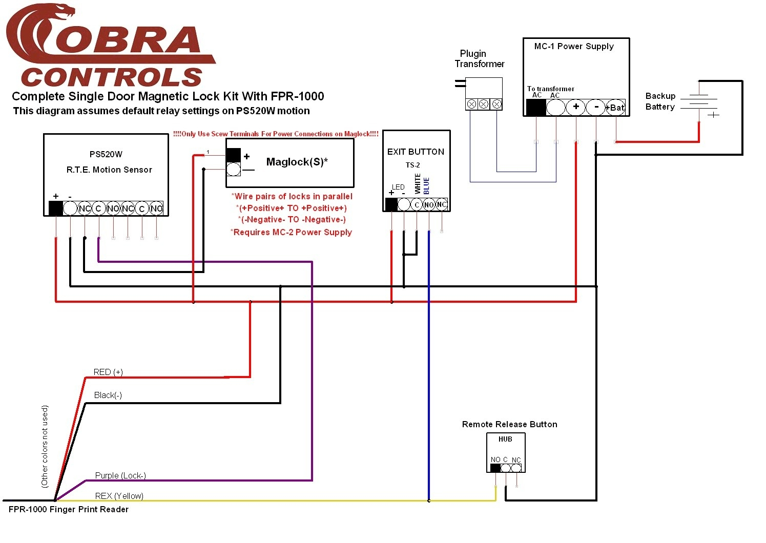 Electric       Door       Strike       Wiring       Diagram      Free    Wiring       Diagram