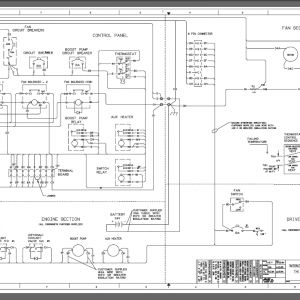 Electric forklift Wiring Diagram - thermo King Wiring Diagrams Wilson Stock Trailer Diagram 20t