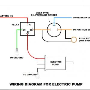 Electric Fuel Pump Relay Wiring Diagram - Fuel Pump Primary Relay Controlcar Wiring Diagram Wire Center • Electric Fuel Pump Relay Wiring 19l