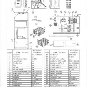 Electric Furnace Wiring Diagram Sequencer - Electric Furnace Wiring Diagram 2e