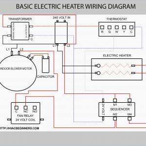 Electric Heat Strip Wiring Diagram - Electric Heat Strip Wiring Diagram Lovely and Goodman 19k