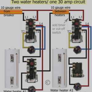 Electric Hot Water Tank Wiring Diagram - 25 Beautiful Wiring Diagram for Electric Hot Water Heater Refrence thermostat Geyser 18r