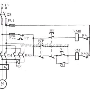 Electric Motor Brake Wiring Diagram - Magnetic Starter Diagram Best Ponent Motor Starter Circuit 3 Phase Magnetic Motor Starter and 14e