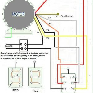 Electric Motor Reversing Switch Wiring Diagram - Bathroom Wiring Diagrams Diagram Database 16 2 9o