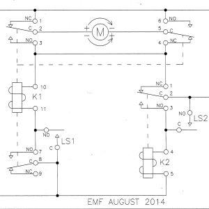 Electric Motor Reversing Switch Wiring Diagram - Wiring Diagram Relay Switch Save Wiring Diagram Electric Motor Reverse Fresh Relay Limit Switches to 4k