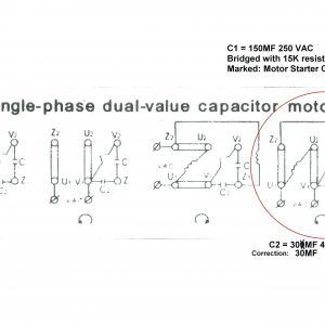 Electric Motor Wiring Diagram 110 to 220 - Wiring Diagram for Electric Motor with Capacitor Best Single Phase Motor Wiring Diagram with Capacitor Beautiful 6i