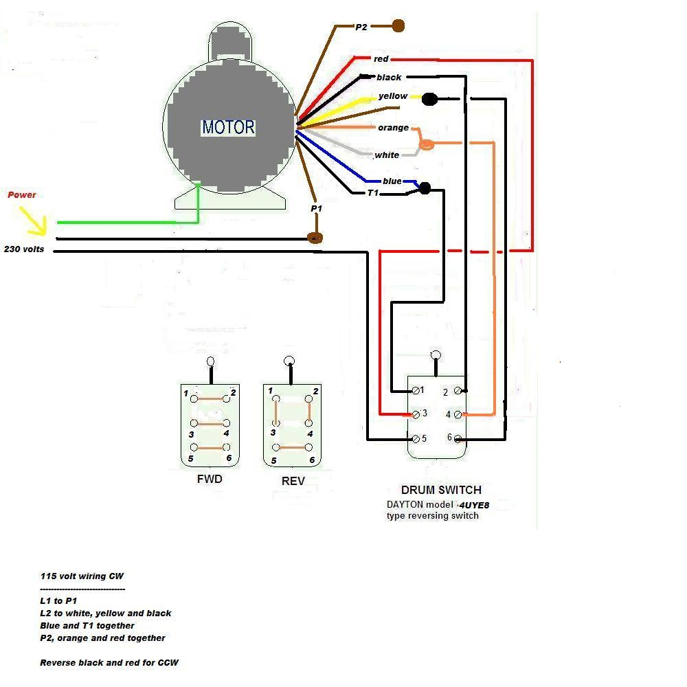 electric motor wiring diagram 220 to 110 Download-electric motor wiring diagram 220 to 110 Download Motor Start Capacitor Wiring Diagram For 220v 3-a
