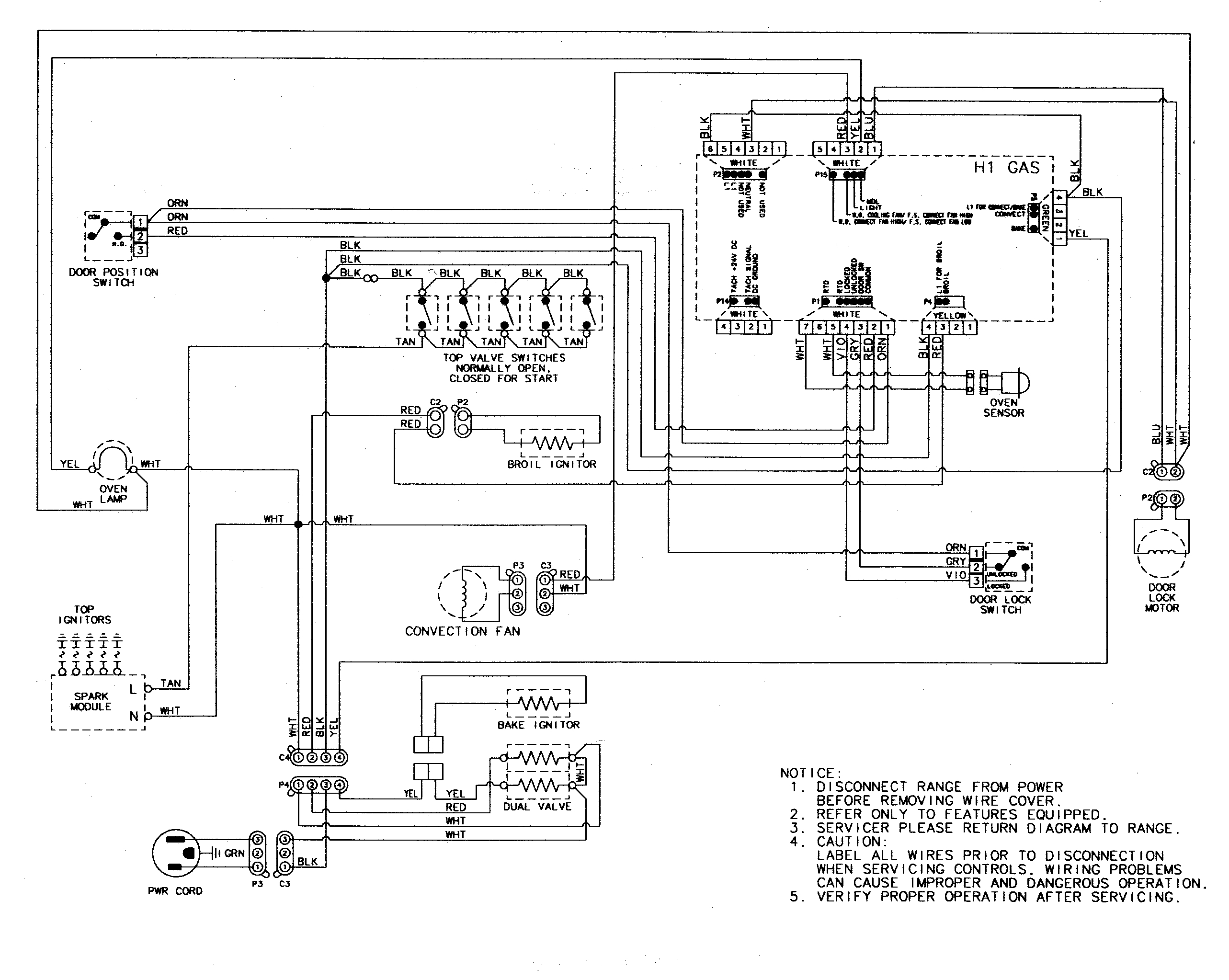 40 range schematic wiring diagram wiring diagram