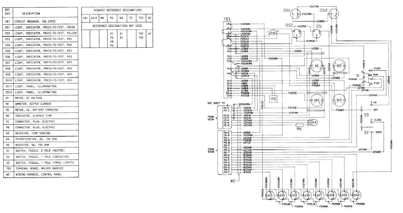 Electrical Control Panel Wiring Diagram Pdf